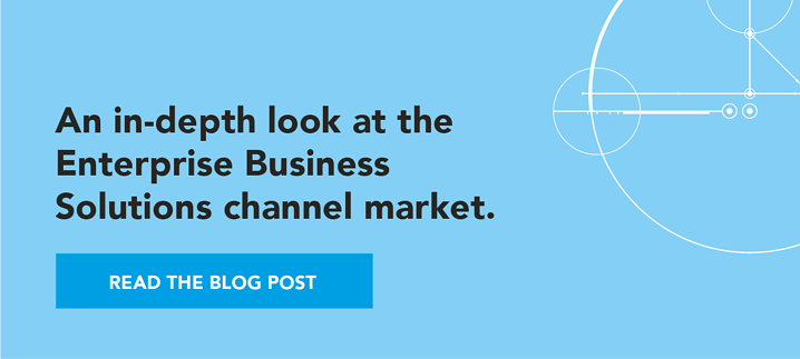 An in-depth look at the Enterprise Business Solutions channel market